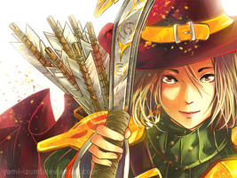Prepare for Battle! by yami-izumi