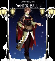 GoA - Winter Ball 2018 by yami-izumi