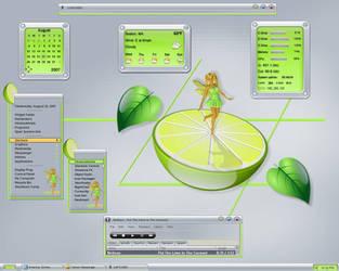 Citrium subLIME LimeLite by Fairyy
