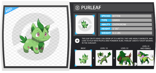 001 :: Purleaf by Elaynii