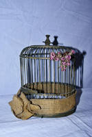 Object_ cage - 01 by Aimelle-Stock
