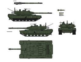 M10 Mattis by thormemeson