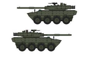 Havoc Tank Destroyer by thormemeson