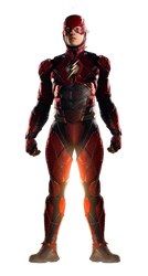 Ezra Miller Flash Transparent  by Spider-maguire