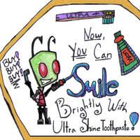 Smile by InvdrDana