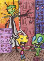 Bedroom Troll by InvdrDana