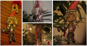 Marik Christmas Ornament by InvdrDana