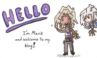 Ask-Doodle-Marik by InvdrDana