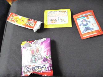 Pokemon Sweets by devvieartmanIII