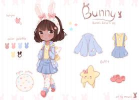 CM| Bunny by Minaru-Art