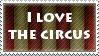 [Stamp] Circus by Shark-Fujishiro
