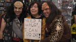 Attack of the Klingons!!! by TheAnimeOtakuStar