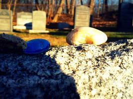 Stones on the Grave by ErinKatie101