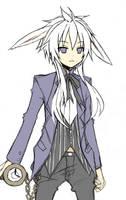 White Rabbit by Rehmiel