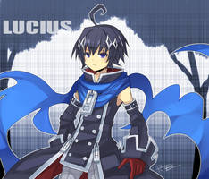 Lucius the Dark Hero by Rehmiel