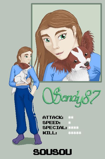 Sandy87's Profile Picture