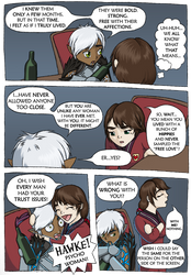 DAII - Fenris's Trust Issues by Sandy87