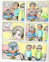 Hiro's Hair by Sandy87