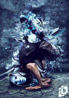 Phantom Dancer Artwork by LakoDesigns