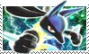 Lucario Stamp by LucarioAuraGuardian