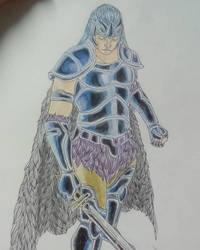 Malkor in surtur armor by kleinedragon