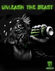 Unleash the Beast by foxyyloxxy