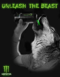 Unleash the Beast 2 by foxyyloxxy
