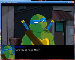 TMNT DS Game Update by DonatelloStalker