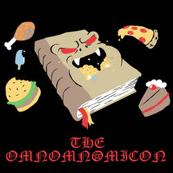 The Omnomnomicon by TheMungoman