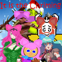 It is the Chriming by KittyPurrlin