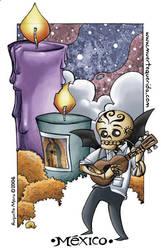 Dia de Muertos by AugustoMora