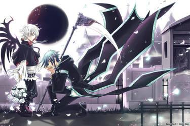 :: Black Moon :: by CloverDoe