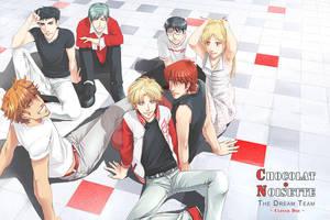 The Crew (BoysBand III) by CloverDoe