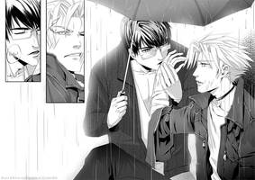 ::Commish:: Rain by CloverDoe
