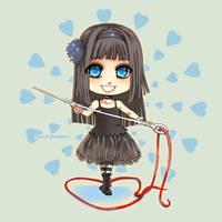 Kairi the dressmaker by CloverDoe