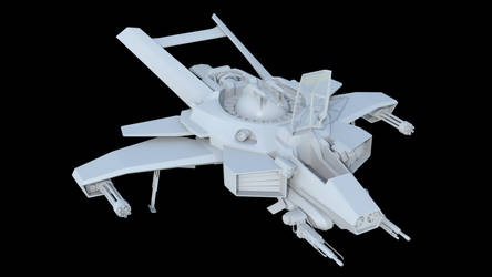 Hornet WIP by Zohrath