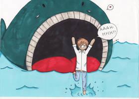 Whale by takokun