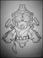 optic ninja 2 by EOK73