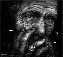Grandfather by NutaNeurotic