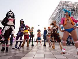 ONE PIECE cosplay UA1 by RilaMuraki