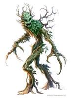 Pathfinder: Green Man by WillOBrien