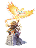 Pathfinder: Rivethun Emissary by WillOBrien