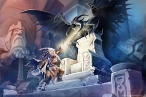 Pathfinder: Shadows of Rivethun by WillOBrien