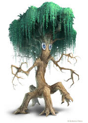 Child of Yggdrasil by WillOBrien