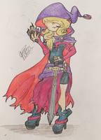 Mystery Girl by SugarPhonics