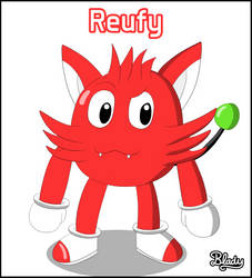 Reufy - The super pilkie by BladyCartoons