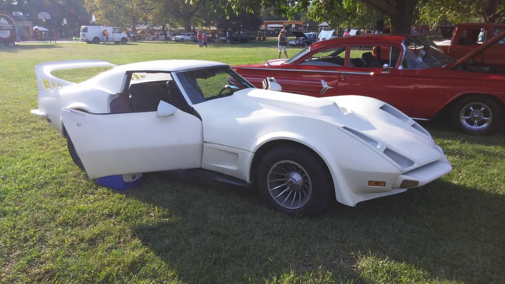 Custom C3 Corvette By Ethinnes On Deviantart