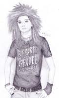 Bill Kaulitz X3 by Shadow-rulz