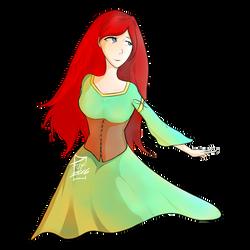 Redder Rayssa by Defiantf0x