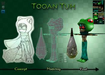 Tooan Tuh Progression by MakuTechInd